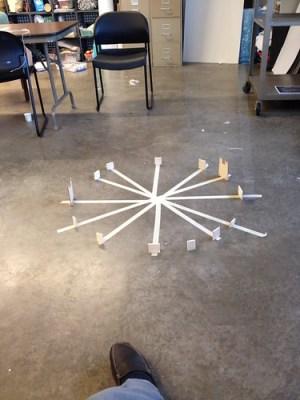 Thirty Days of Making: Foucault's pendulum