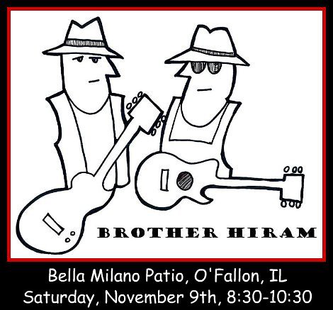 Brother Hiram 11-9-13