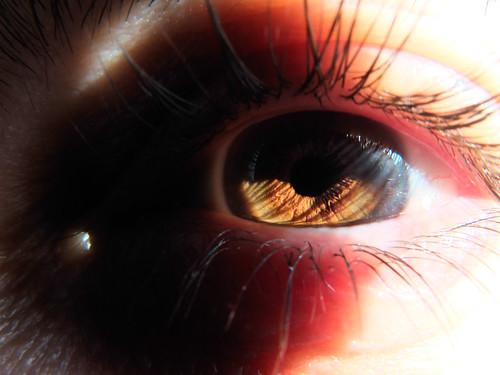 Eye by Simon Sharville