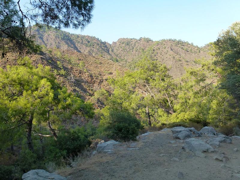 Turquie - jour 17 - Route de Patara à Antalya et Mont Chimère - 39