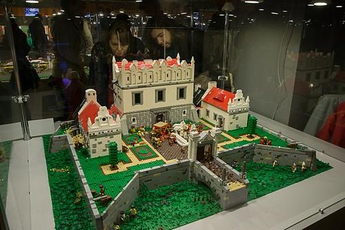 Wroclaw 2014 Wystawa klockow LEGO Klockomania 07-1