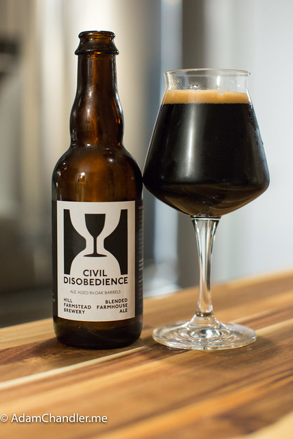 Hill Farmstead Civil Disobedience #12