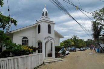 En toch ook weer een kerk.