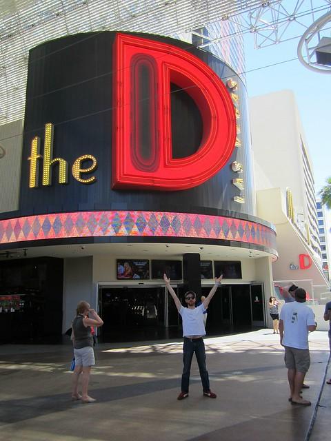 doran at the D