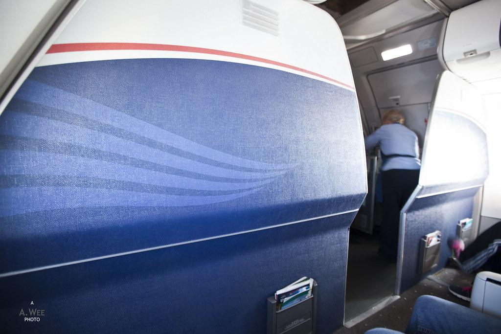 Bulkhead First Class Seats