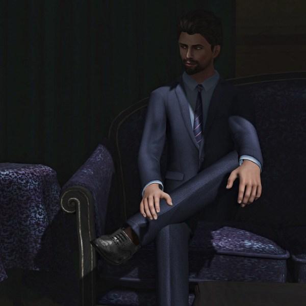 Zaara Classic Suit