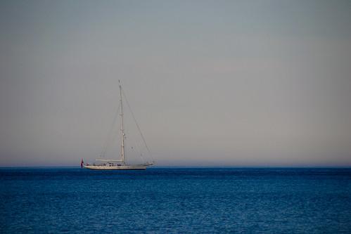 blue skies by Antonio_Trogu