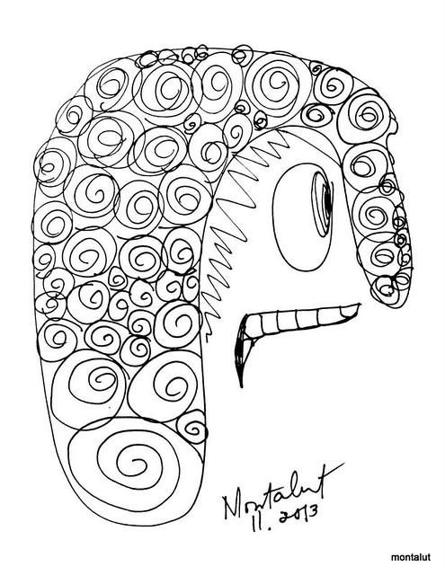 Montalut Doodles 2013 (30)