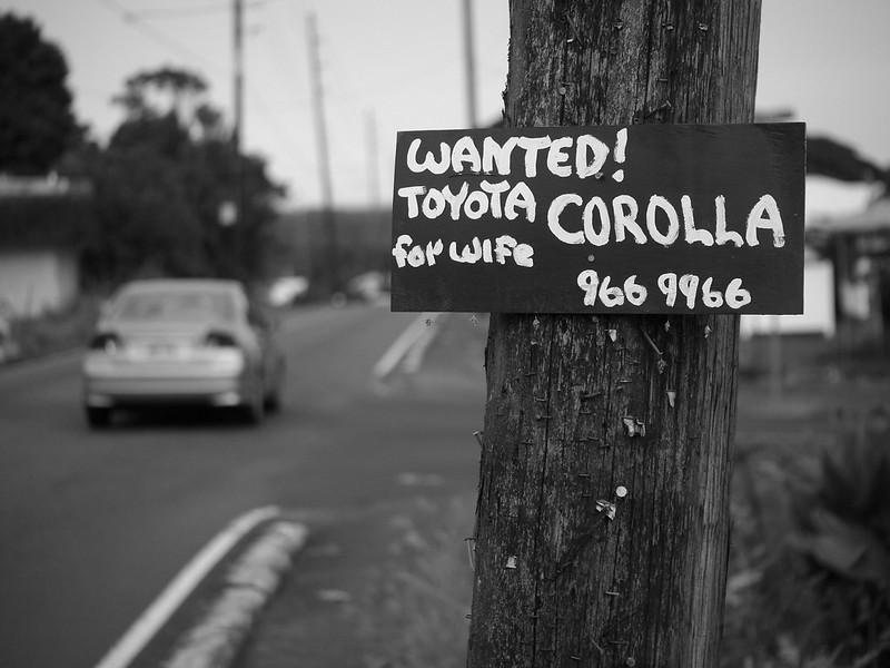 Wanted: Two Interpretations