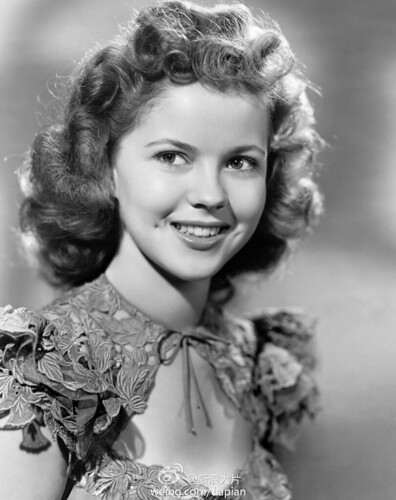 Shirley Temple by saltez