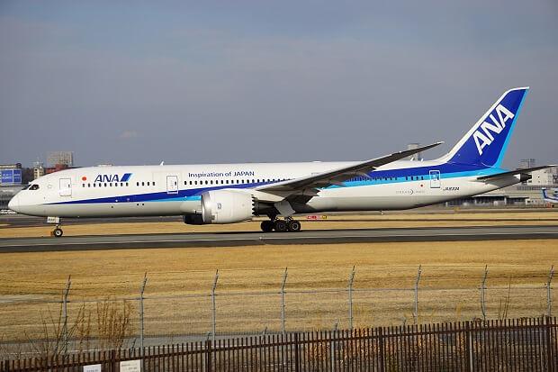170309 ANA B787-900離陸
