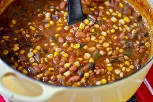 Vegetarian Chili-5