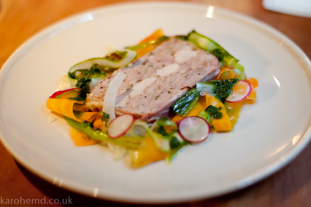 Bistronomy: Rabbit terrine
