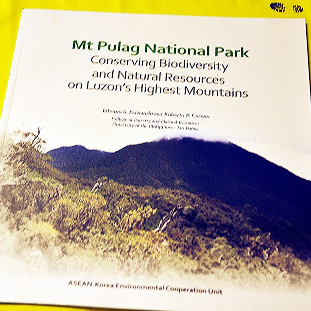 Mt. Pulag National Park Conserving Biodiversity and Natural Resources of Luzon's Highest mountains