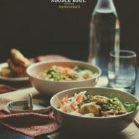 vietnamese vermicelli noodle bowl