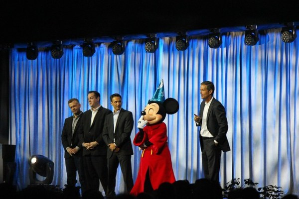 Disney Interactive presentation at the 2013 D23 Expo