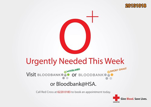 Red Cross appeal, Fri 18 Oct 2013