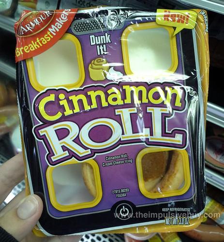 Armour BreakfastMakers Cinnamon Roll