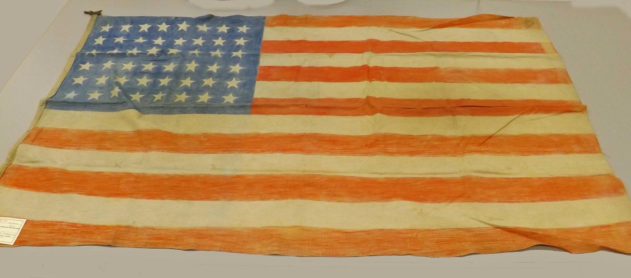 Omori POW Flag