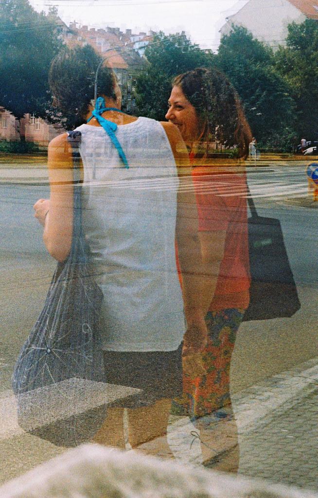 Ghost Girls (redscale film)