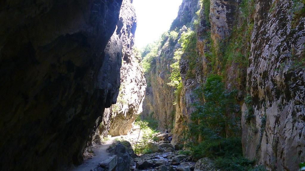 Gorges de Caranca
