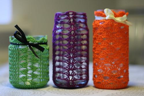 Three jar covers in three days