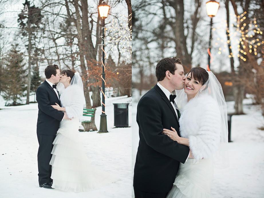Melissa + Matthew   Winter 2012