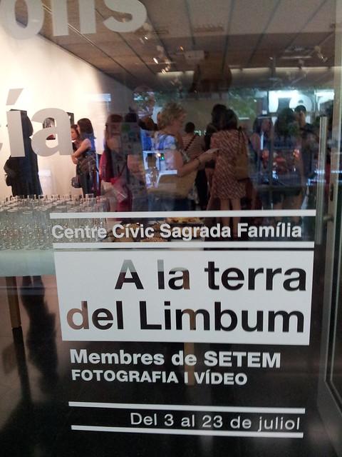 """Inauguració de l'exposició de fotos """"A la terra del Limbum"""""""