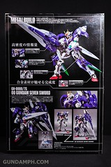 Metal Build 00 Gundam 7 Sword and MB 0 Raiser Review Unboxing (4)