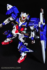 Metal Build 00 Gundam 7 Sword and MB 0 Raiser Review Unboxing (56)