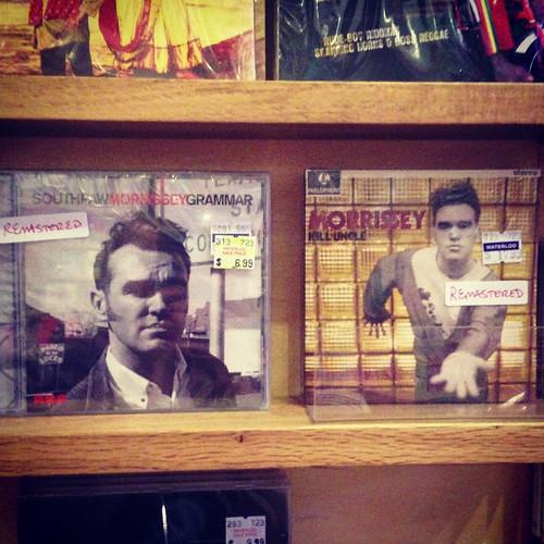 record store nostalgia