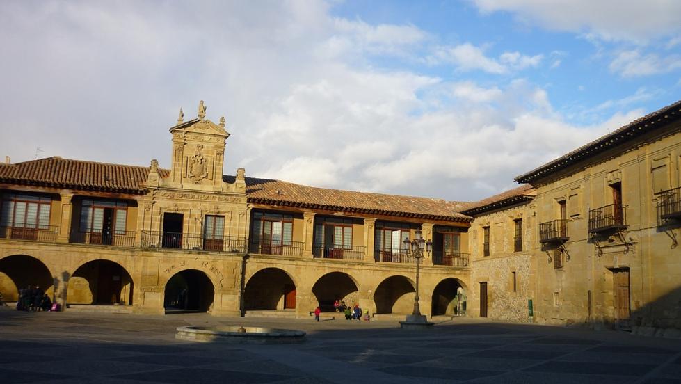3. El camino en La Rioja. Autor, Calafellvalo