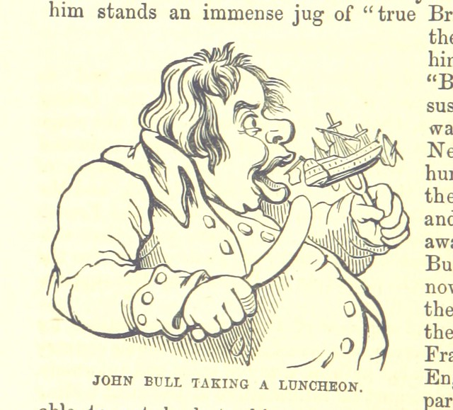 Image taken from page 568 of '[England under the House of Hanover; its history and condition during the reigns of the three Georges, illustrated from the caricatures and satires of the day ... With numerous illustrations executed by F. W. Fairholt.]'