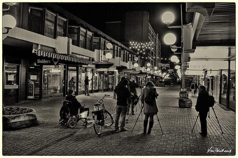 3rd. Kamp-Lintforter photo walk by night
