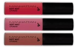 Manhattan Soft Mat Lipcream