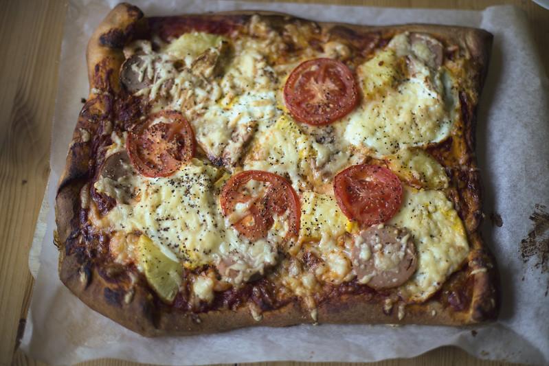 Gothenburg- Pizza baking