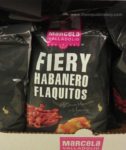 Marcela Valladolid Fiery Habanero Flaquitos