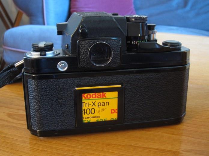 Nikon F2AS