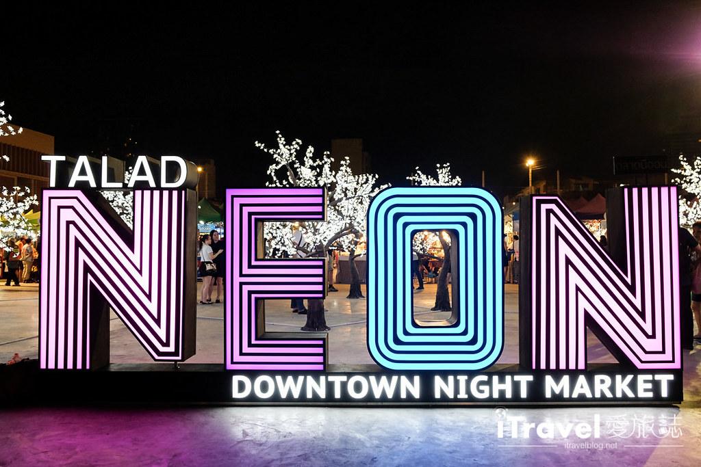 曼谷城中霓虹夜市 Talad Neon Downtown Night Market (10)