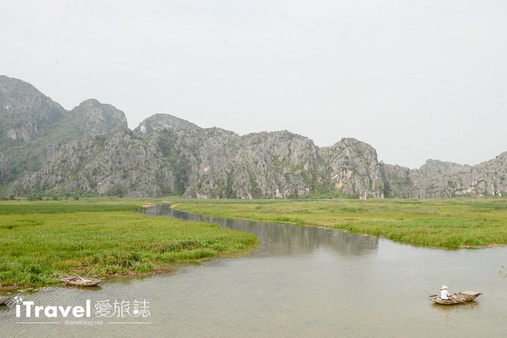 越南宁平游船 Van Long Nature Reserve (37)