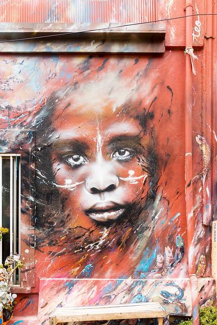 Street Art Valparaiso 09