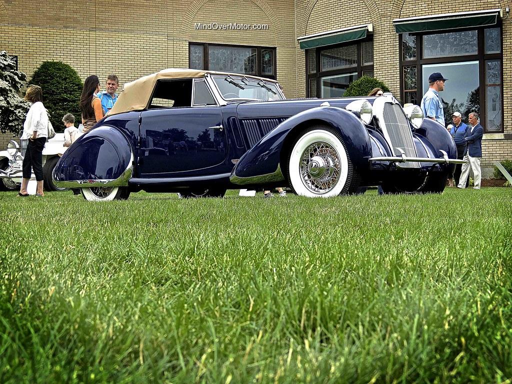 1938 Talbot-Lago T-23 Drophead Coupe