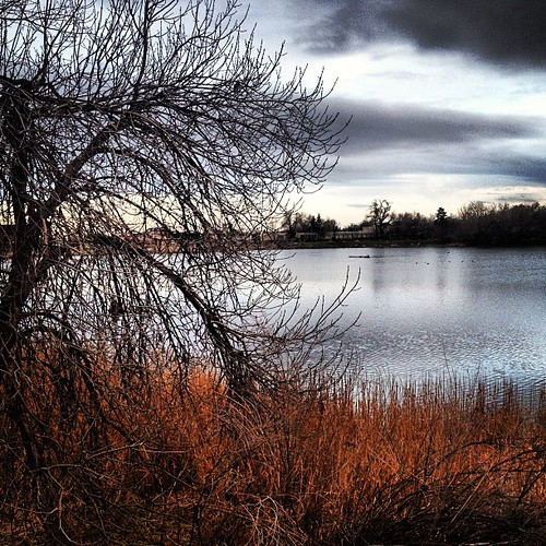 Croke Reservoir #denver by @MySoDotCom