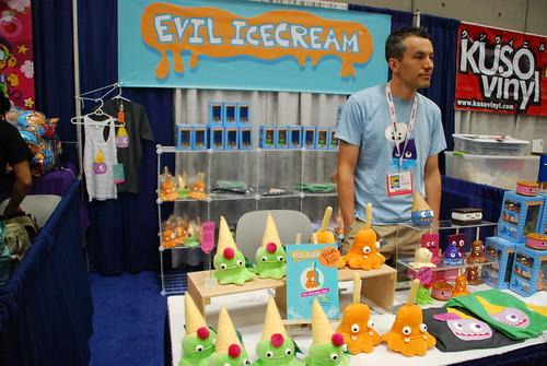Evil Ice cream