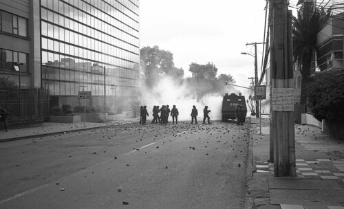 Protestas by Felipe Cardenas-Tamara