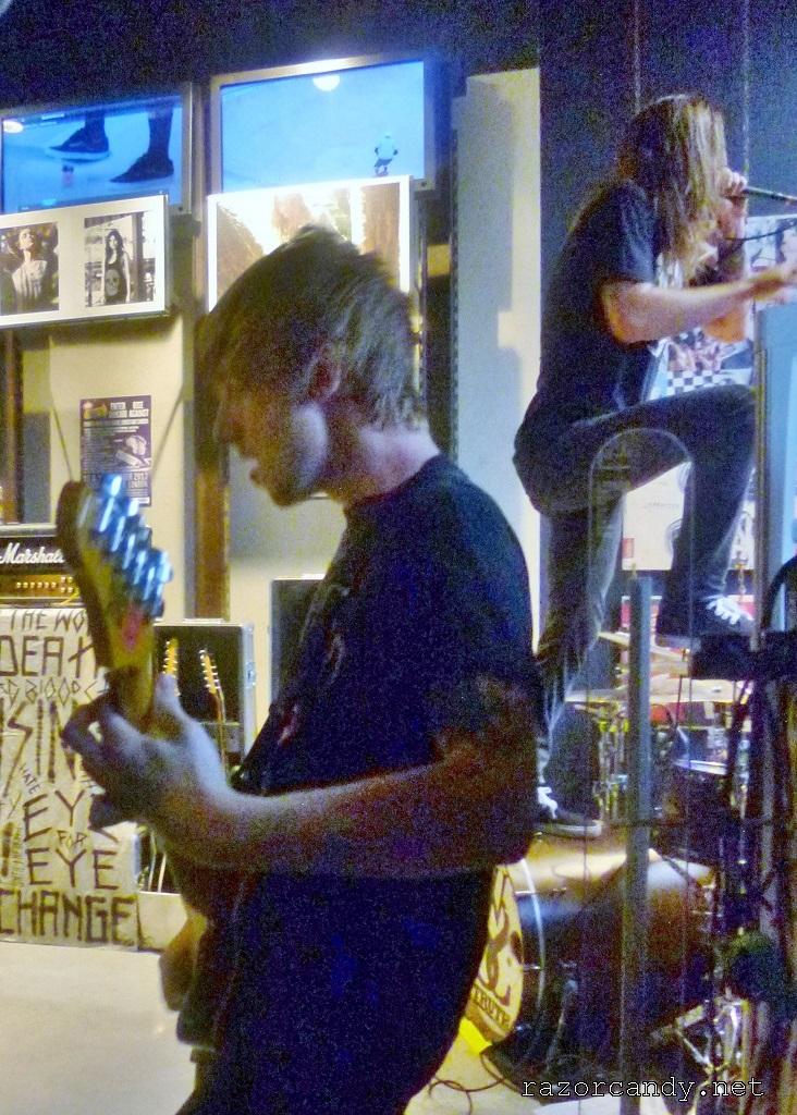While She Sleeps - 28 Aug, 2013  (3)