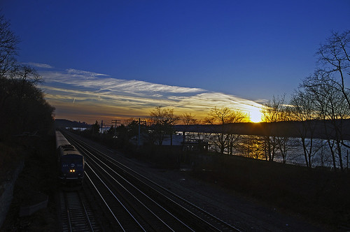 Hudson Line by Gripjagraphy