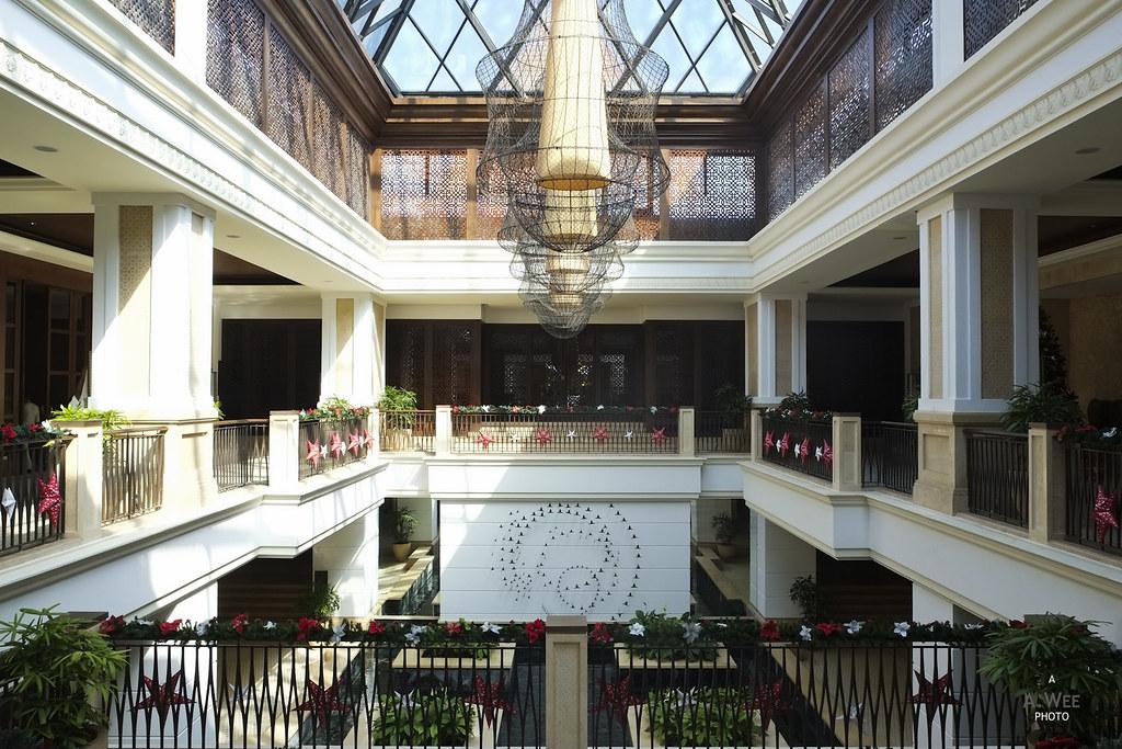 Main Lobby Atrium