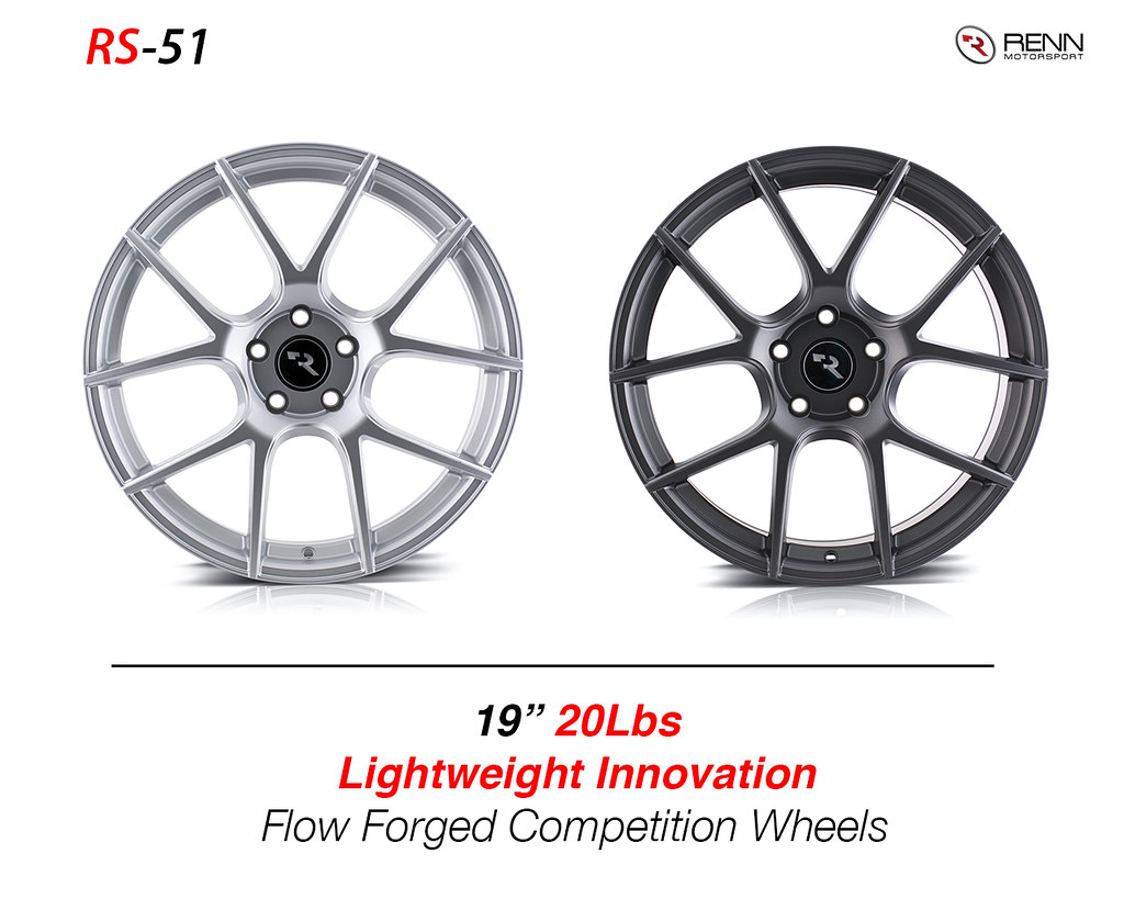 Renn Motorsport Rs 51 Wheels Special Pricing