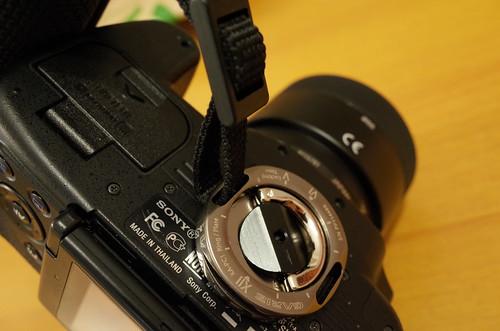 GARIZ/ゲリズCAMERA PLATE/カメラプレートXA-PC1